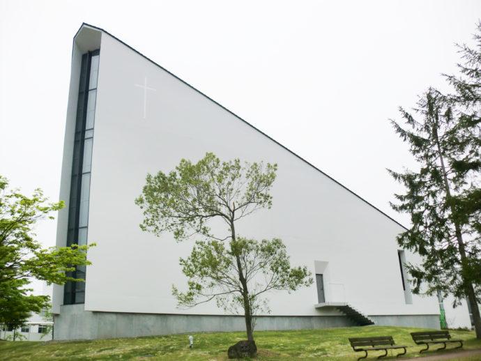 尚絅学院大学礼拝堂