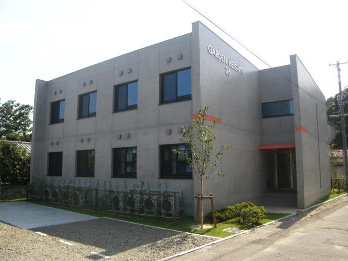 花壇自動車大学校新学生寮