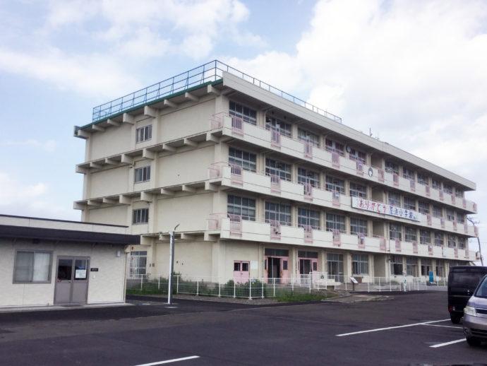 旧仙台市立荒浜小学校