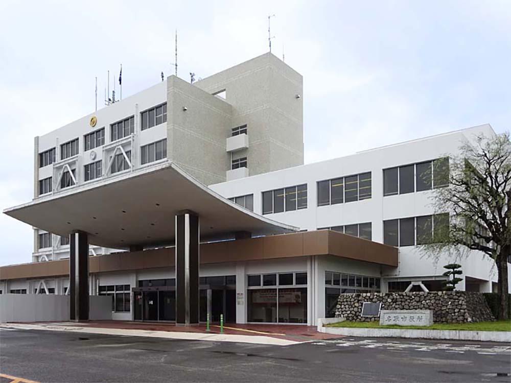 名取市役所庁舎