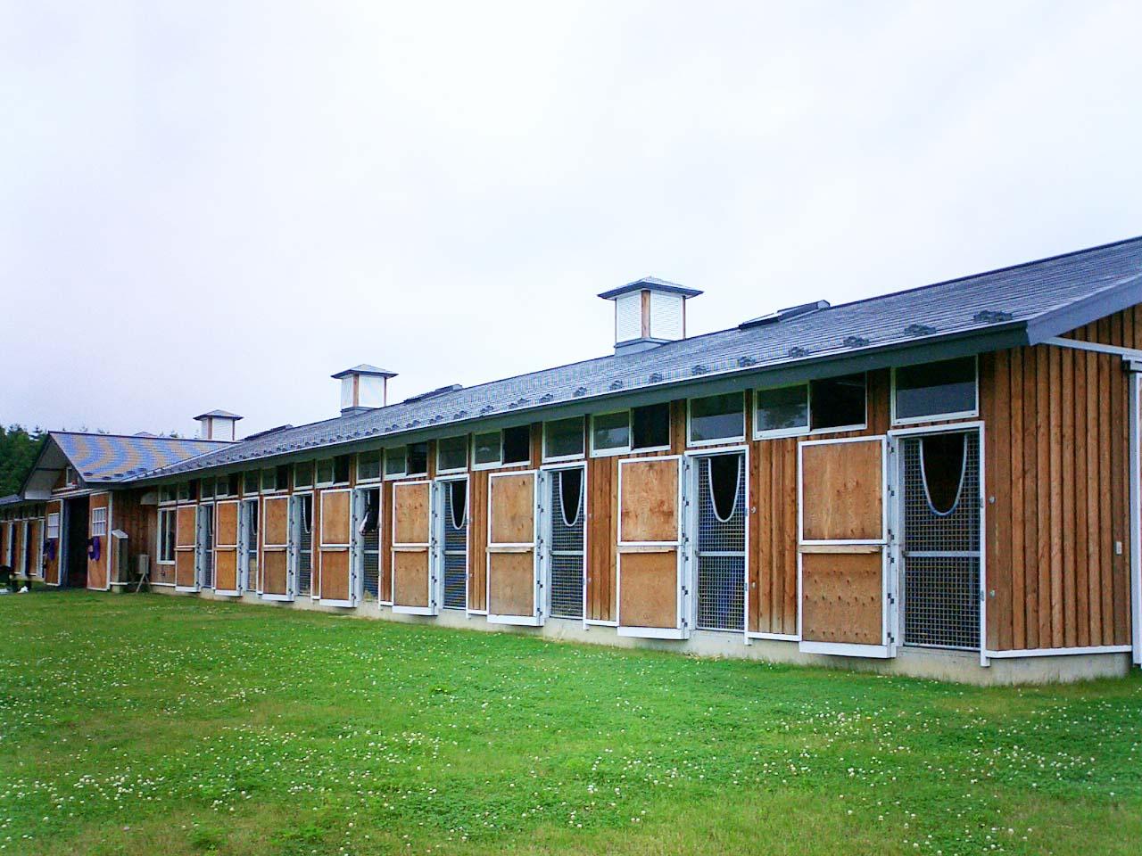 社台レースホース山元トレーニングセンター