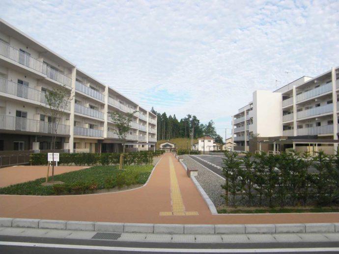 南三陸町志津川東(第一)地区災害公営住宅